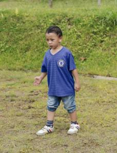 Omar, usia ke-4thn
