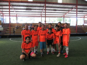 Tim Guangzhou - Liga Assalam
